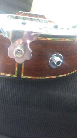 Troco Banjo Carlinhos Luthier
