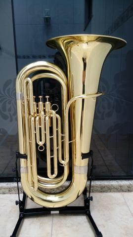 Tuba Shelter Sib Laqueada Zerada - Troco / Parcelo 12x