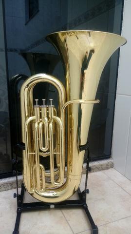 Tuba Weril Sib J370 Laqueada Zerada - Aceito trocas -