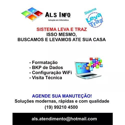 Manutenção De Micros E Notbook