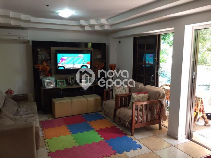 Tijuca, 3 quartos, 1 vaga, 116 m² Rua Professor Hélion