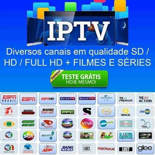 Tv Por Assinatura, Pra Samart Tv E Tv Box