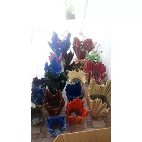 Vasos De Cimento Artesalnal