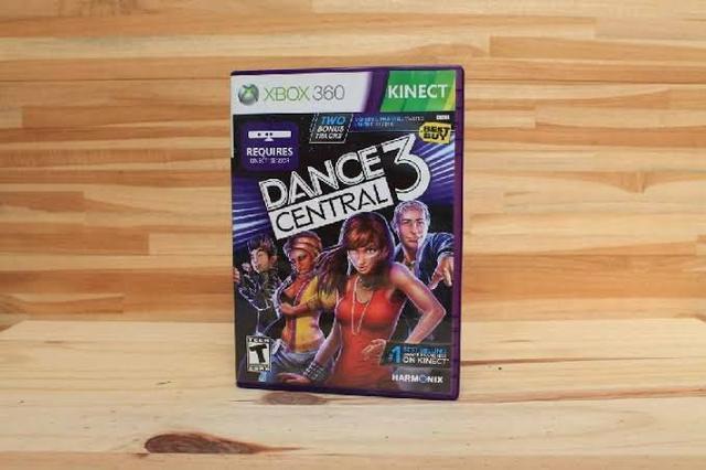 Dance central 3 para xbox 360