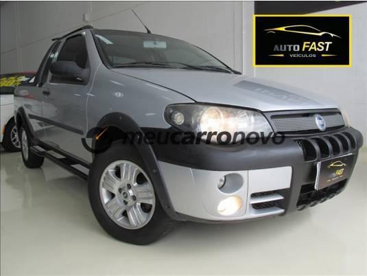 FIAT STRADA ADVENTURE 1.8 MPI 8V 103CV CE 2006/2007