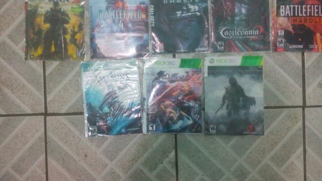 Jogos de Xbox 360 Novos