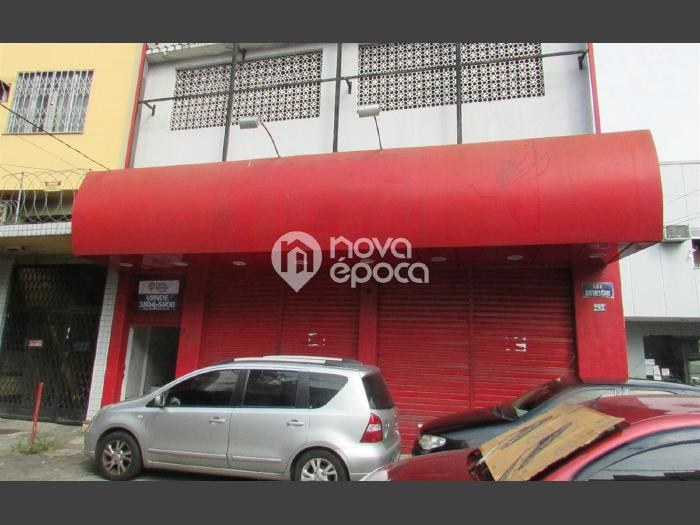 Méier, 10 vagas, 490 m² Rua Aristides Caire, Méier, Zona