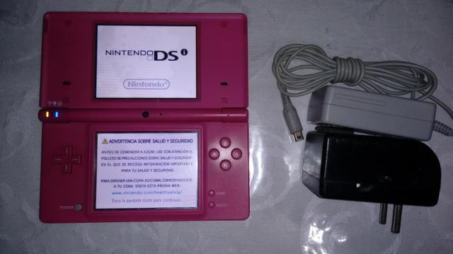 Nintendo DSi Rosa com R4