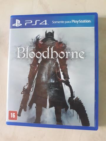 Vendo ou troco bloodborne ps4