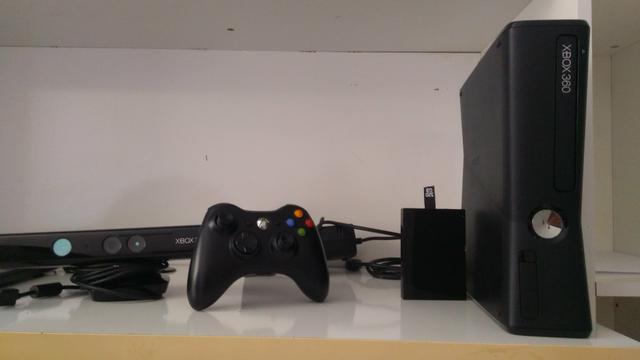Xbox 360 desbloqueado + kinect