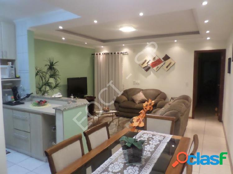 Apartamento com 3 dorms em Santo André - Vila Homero Thon
