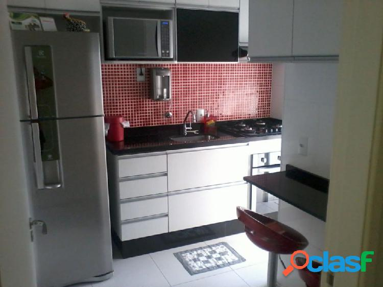 Condomínio Uni Bosque Maia - Apartamento a Venda no bairro