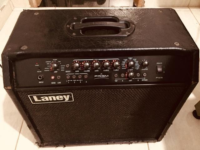 Cubo de guitarra laney p6s