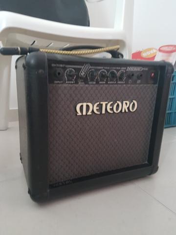 Cubo/Amplificador Metoro Nitrous 15w