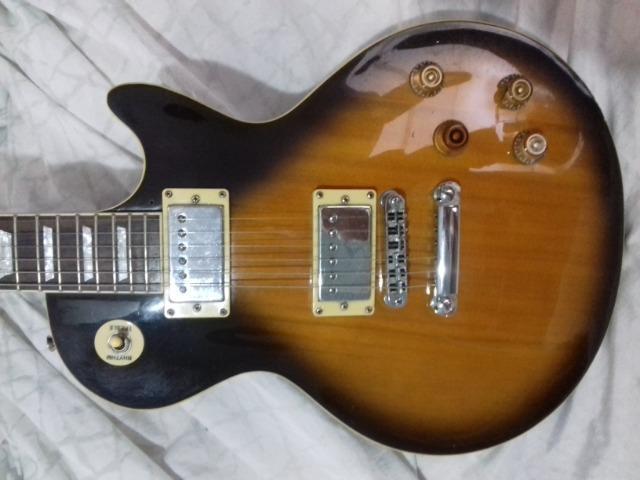 Guitarra Shelter (Troco por violão elétrico)