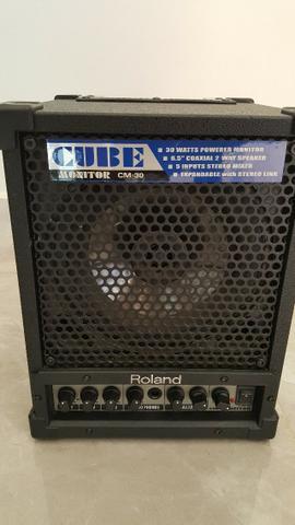 Monitor Amplificado Roland CM-30 Multiuso