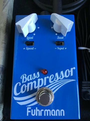 Pedal Bass Compressor Fuhrmann
