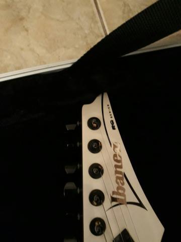 Vendo ou troco guitarra ibanez