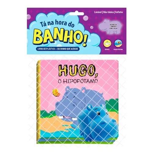 03 Livros Da Coleção Sensorial Bebê Ta Na Hora Do Banho