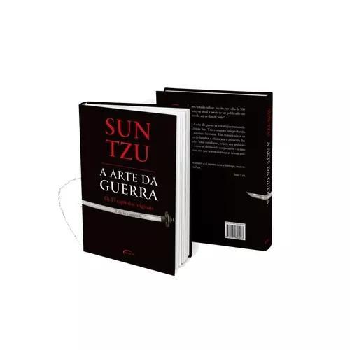 A Arte Da Guerra - Os 13 Capítulos Originais - Ed. Completa
