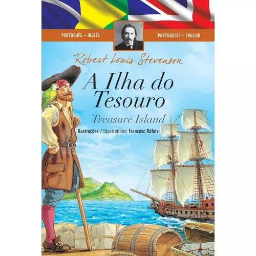 A Ilha Do Tesouro - Bilíngue