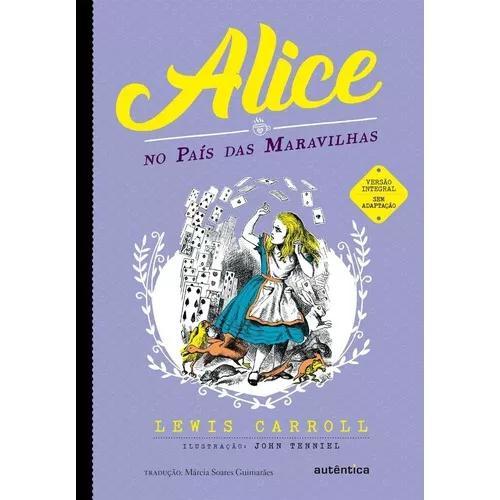 Alice No País Das Maravilhas - Versão Integral, S