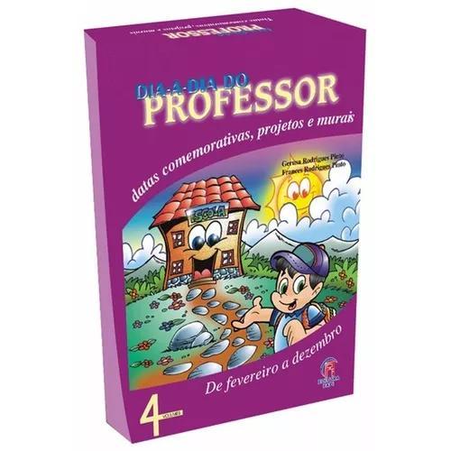 Coleção Dia A Dia Do Professor Datas Com