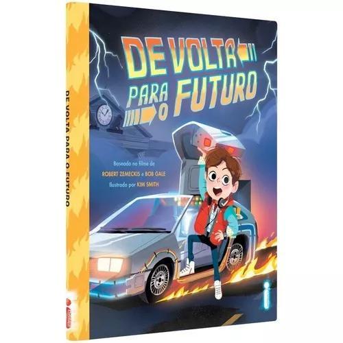 De Volta Para O Futuro - Col. Pipoquinha