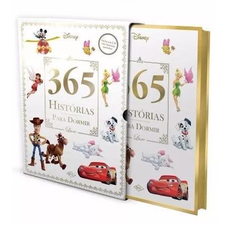 Livro - 365 Historias Para Dormir (edição De Luxo)