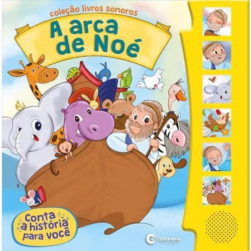 Sonoro Com Narracao - Arca De Noe