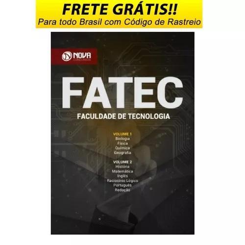Apostila Fatec 2018 - Vestibular 2º S