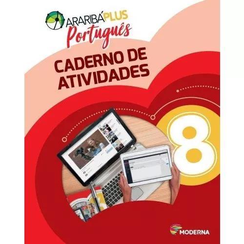 Araribá Plus - Português - Caderno De Atividades - 8ºano