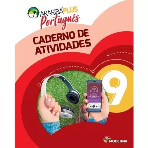 Araribá Plus - Português - Caderno De Atividades - 9ºano