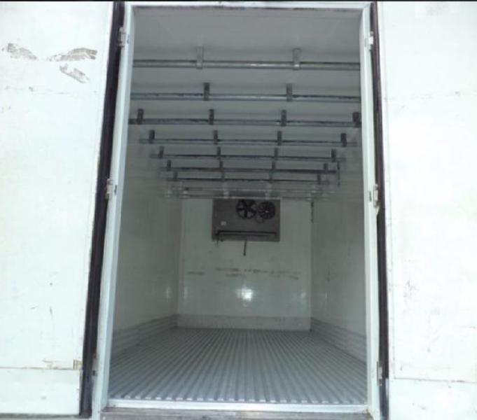 Bau Refrigerado - 2013