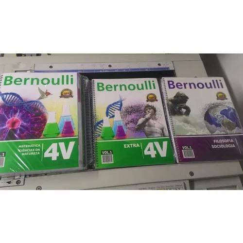 Bernoulli 2017 Completa - Loucura!!! Leia O Anúncio!