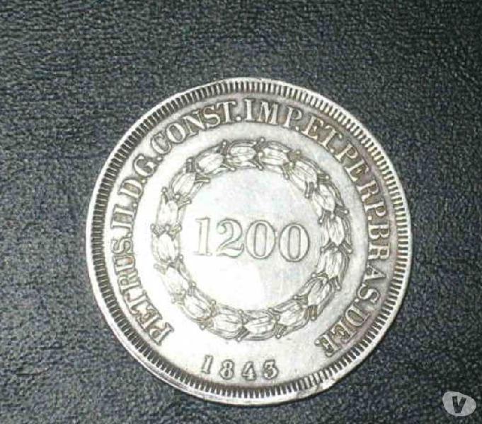 Compro 10 Quilos de Moedas de prata 1800 a 1913 pg R$12.000,
