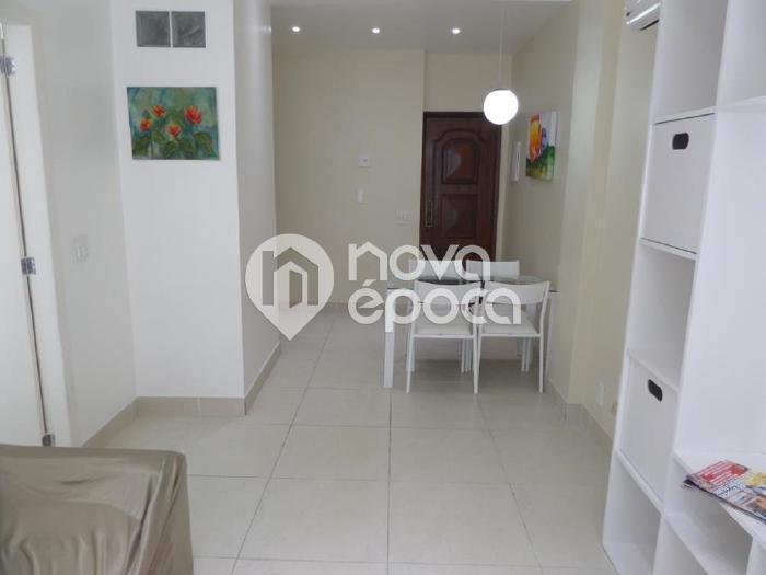 Copacabana, 1 quarto, 46 m² Rua Raul Pompéia, Copacabana,