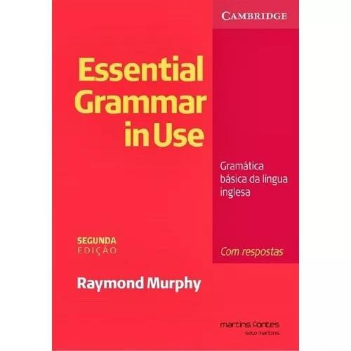 Essential Grammar In Use Com Respostas - Edição Brasileira