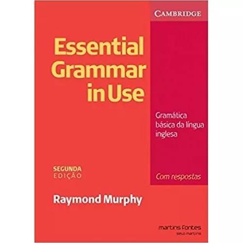 Essential Grammar In Use. Com Respostas - Novo - 2010