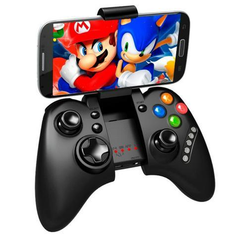 Joystick Controle Ipega Pg- Bluethooth Android iOS e Pc
