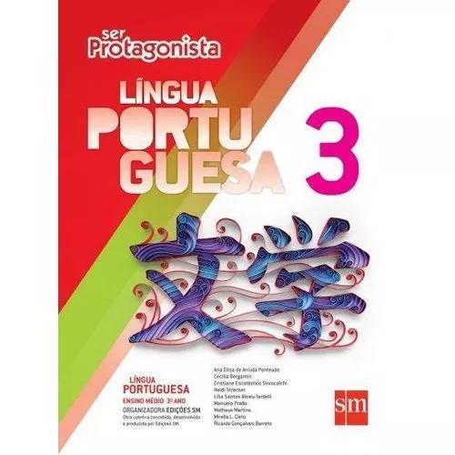 Ser Protagonista - Língua Portuguesa - 3º Ano - Ensino Mé