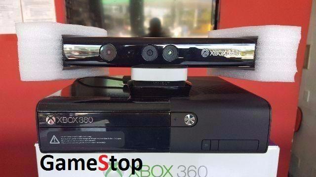 Xbox GB Completo com Kinect e  Jogos(Garantia da