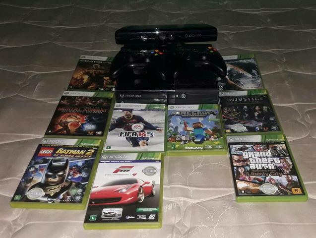 Xbox com kinect