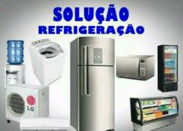 Constatamos Geladeira, bebedouros, freezers Disk (