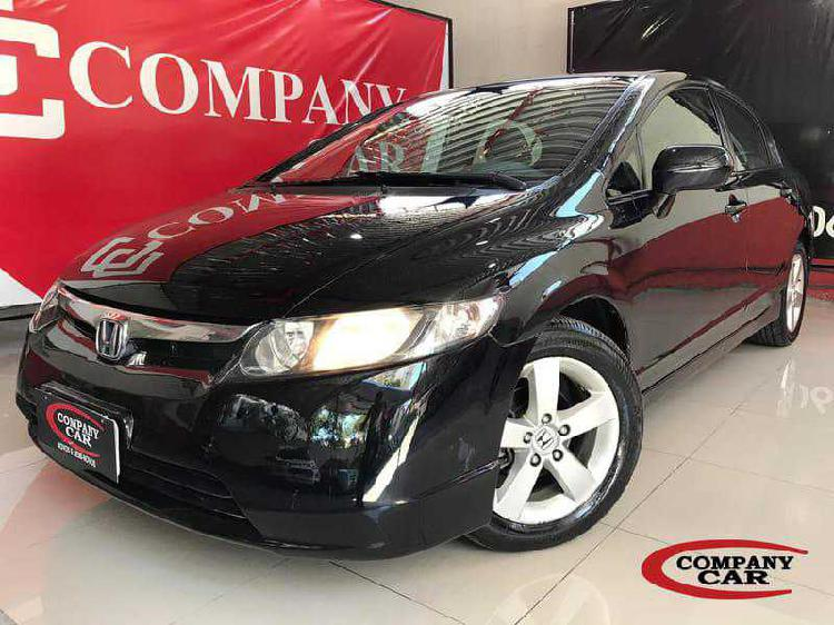 Honda Civic Sedan Lxs 1.8/1.8 Flex 16v Mec. 4p