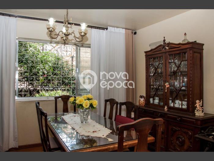 Vila Isabel, 4 quartos, 1 vaga, 267 m² Rua Araújo Lima,