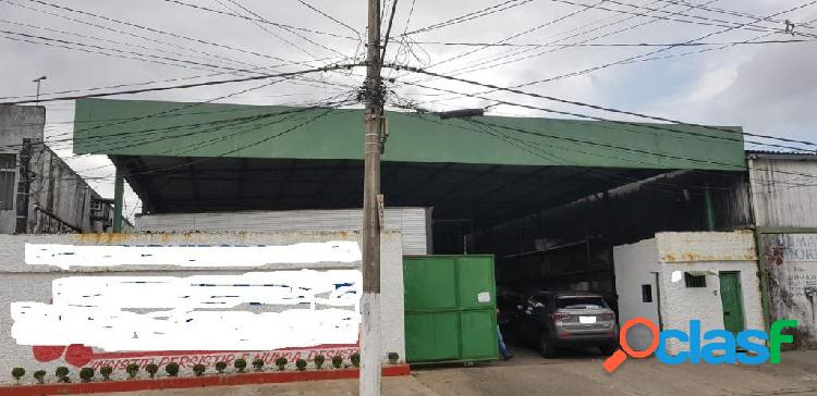 Galpão à venda, 600 m² por R$ 1.680.000 - Estuário -