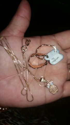 Troco joias magnum em celular ou vendo