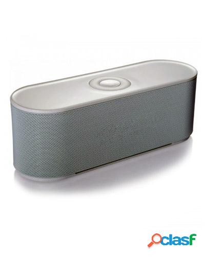 caixa de som personalizada com entrada para pen drive
