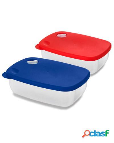 caixa hermetica para alimentos personalizada